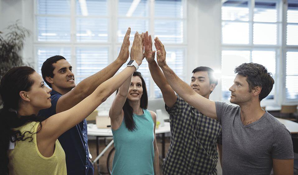 Uma equipe de vendas eficiente faz toda a diferença