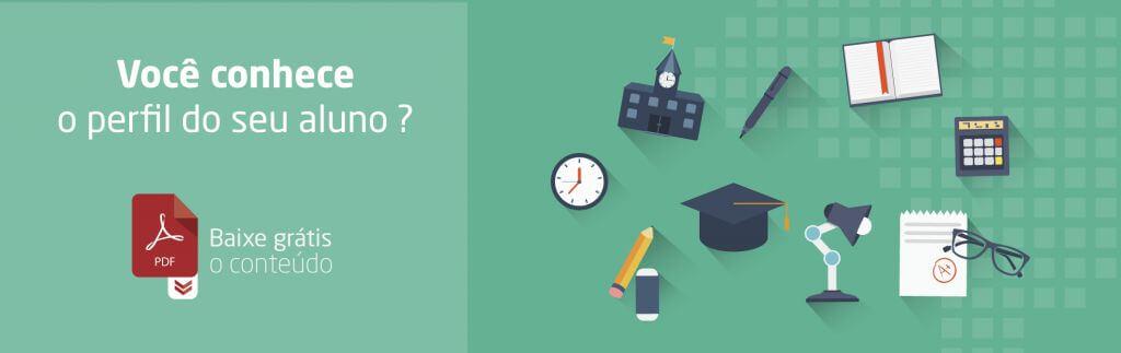 Infográfico grátis - Conheça o perfil dos alunos de escolas profissionalizantes